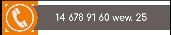 telefon serwisowy: 14 678 91 60